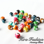 Wooden Beads   size  8 mm.